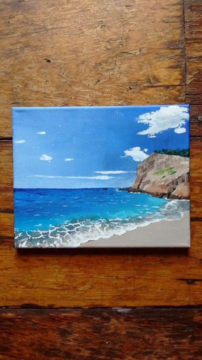 Ocean dream - Katie irwin