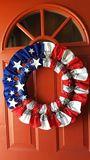 American Bandana Wreath