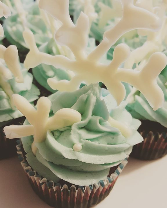 """""""Frosted"""" Cupcakes - Dreamweaver Designs"""