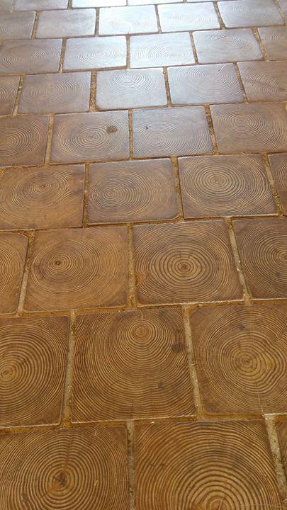Wooden Tiles - Dreamweaver Designs