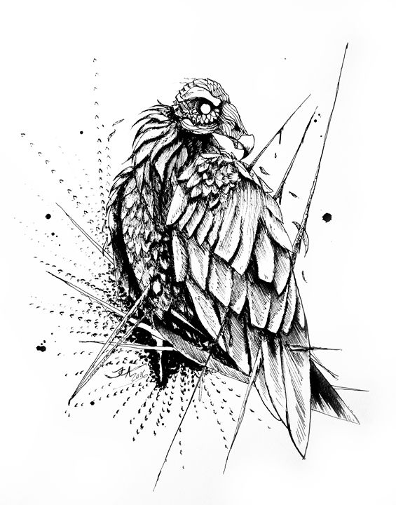 Vulture Prophet - Jeanette Andromeda