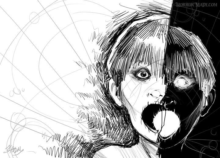 Perpetual Rage - Jeanette Andromeda