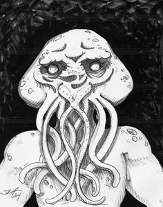 Portrait of Cthulhu