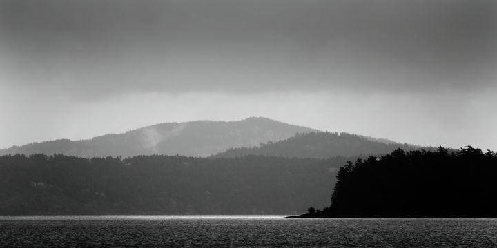 Haro Strait #1 - Steve Keyser Photography
