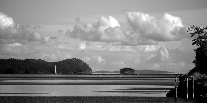 Haro Strait #4 - Steve Keyser Photography