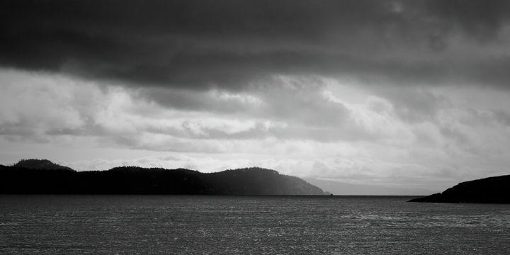 Haro Strait #3 - Steve Keyser Photography