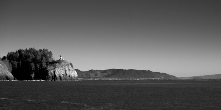 Cape Disappointment Lighthouse - Steve Keyser Photography