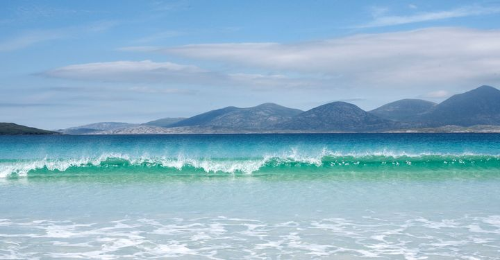Luskentyre Beach #4 (Isle of Harris) - Steve Keyser Photography