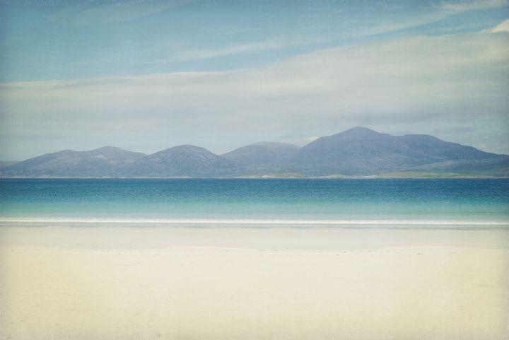 Beach Solitude - Steve Keyser Photography
