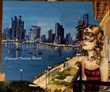 Original giclee painting
