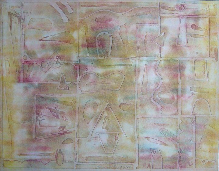 Internal Landscape - Scrocchia
