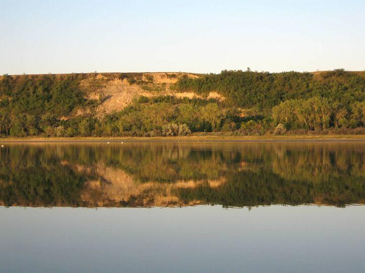 Reflection - Sunshine Trail Rides & Photography