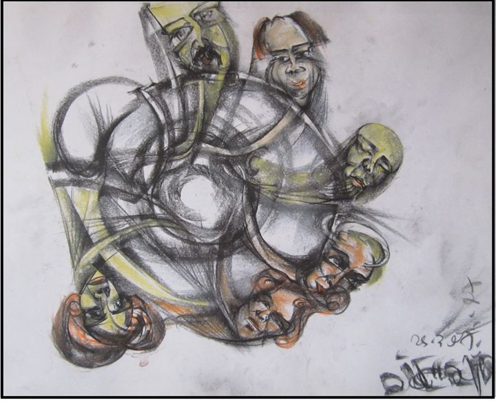 six heads - faytgalery