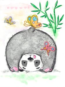 Bubble But Panda