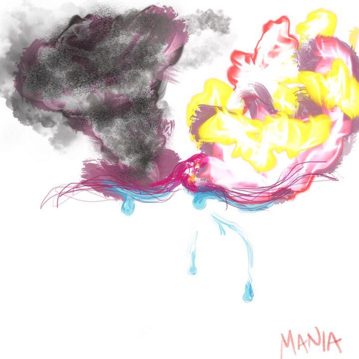 Mania - Clara Hatcher
