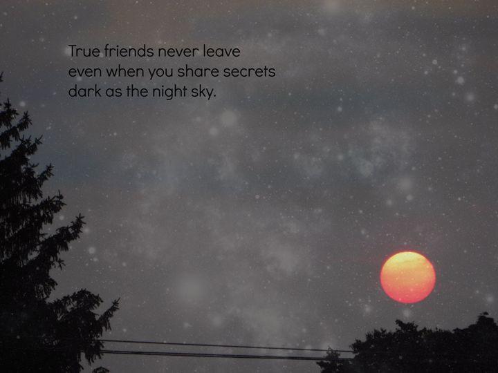 True Friends - Seize the Moment