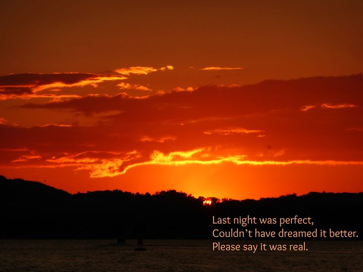 Perfect Sunset - Seize the Moment