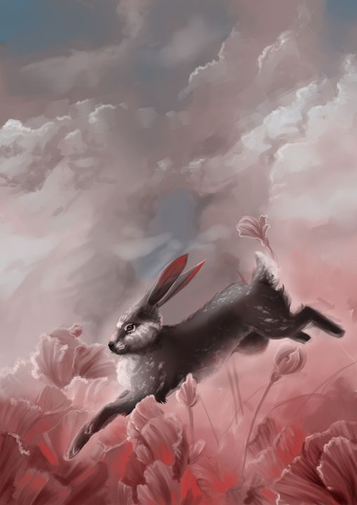 кролик - Alber-Art