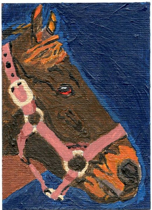 Seattle Slew - Artistic Passion