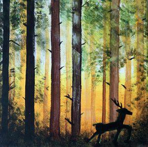 在『鹿』上 On The Way