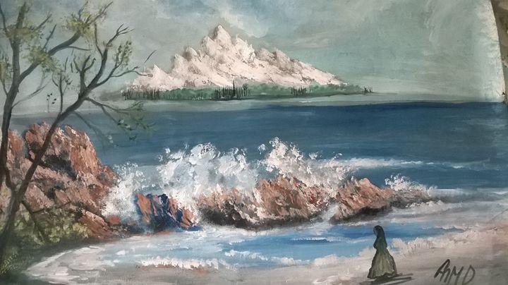 under water - Ahmad Almasri