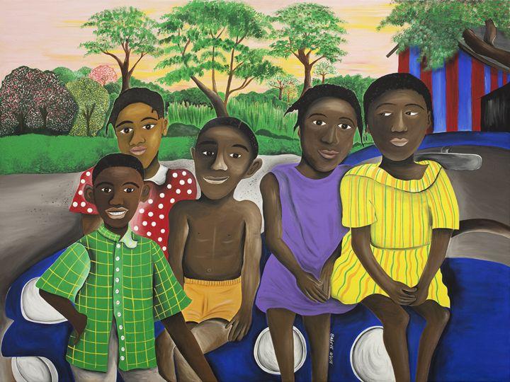 Sankofa's Seeds - Sabree's Gallery