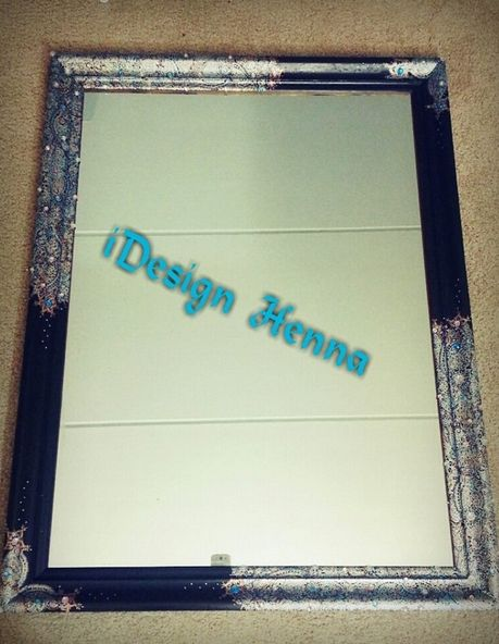 Henna Mirror - iDesign Henna