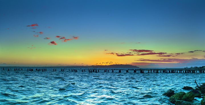 Kingston Waterfront - Ulrick Lawrence