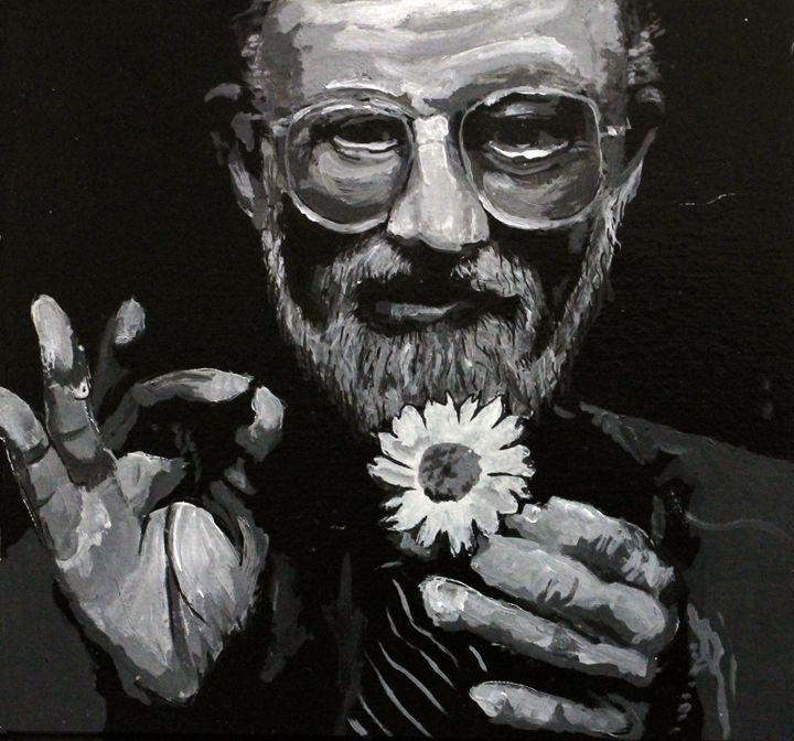Allen Ginsberg - Rotten Daisy