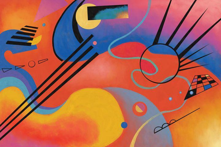 Abstract art design - Tereks
