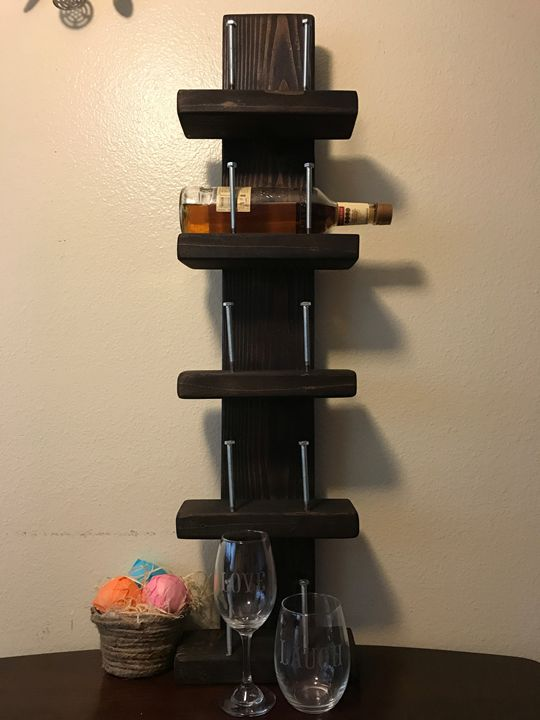 Wine Rack - CustomEtch