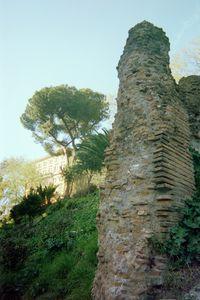 Crumbling Walls in Rome