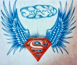 Superman R.i.P in honor of a loved o