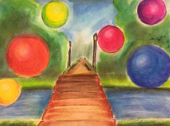 Spring walk - Dylan Adams