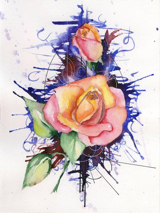Rose - Tíria Bagó-Obrusánszki