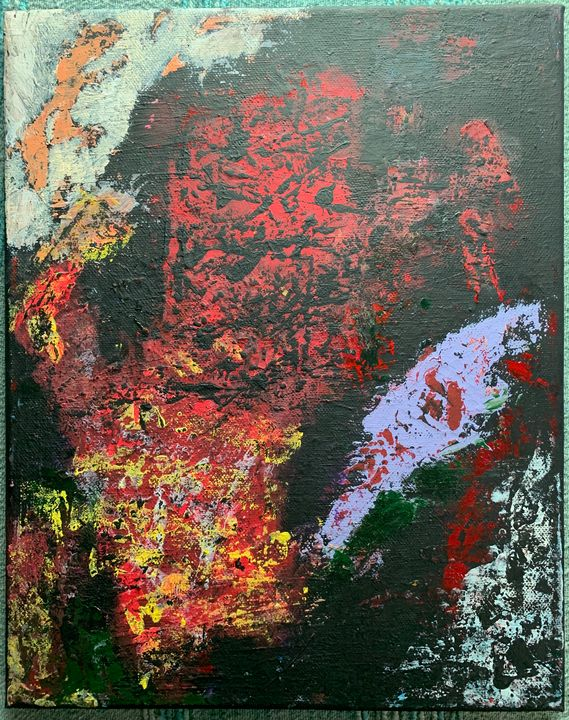 Lost Indian - Abstract Vicky