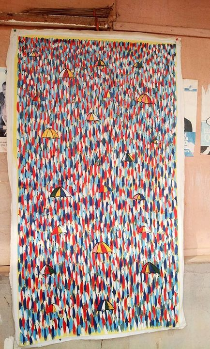 population art - wisdom paintings