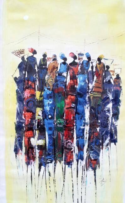 work force - wisdom paintings