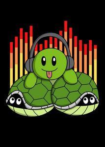 Turtle Music Volume Blast