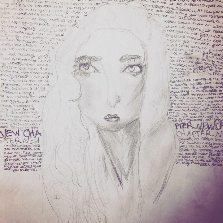 words, words, words - Danielle Summers
