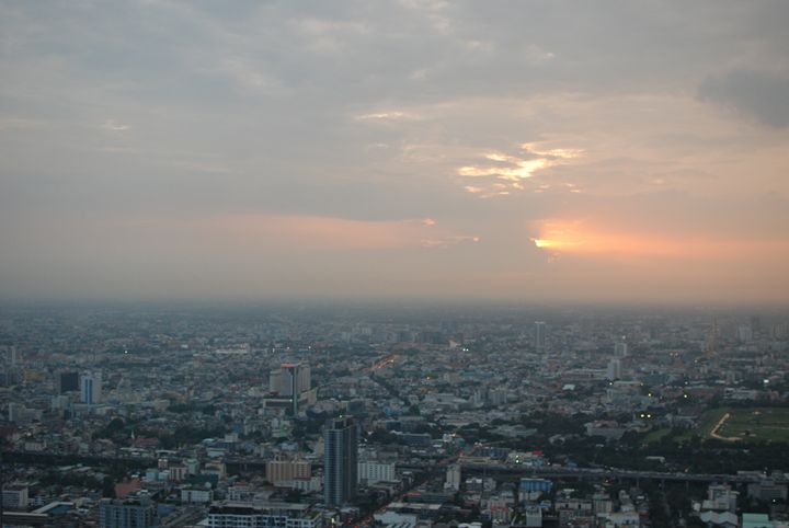 Bangkok Sunset - Hellz