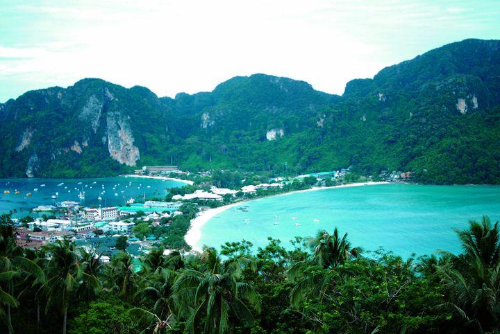 Koh Phi Phi, Thailand - Hellz
