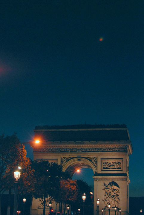 Arc De Triomphe - Hellz