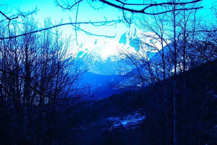 Mountain - Hellz