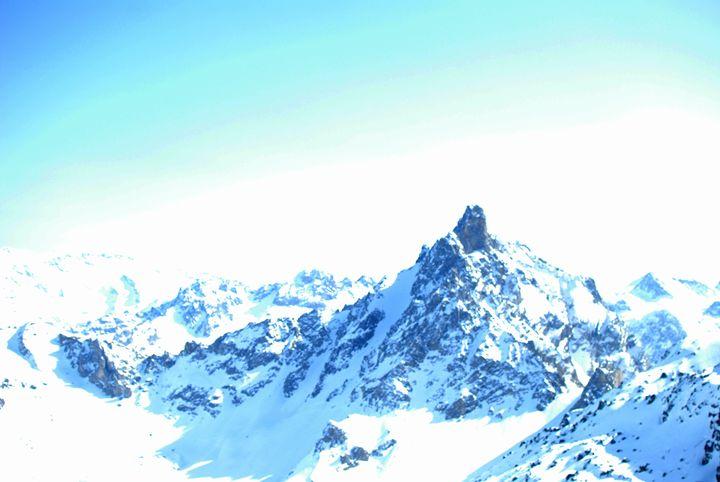 Summit of Saulire - Hellz