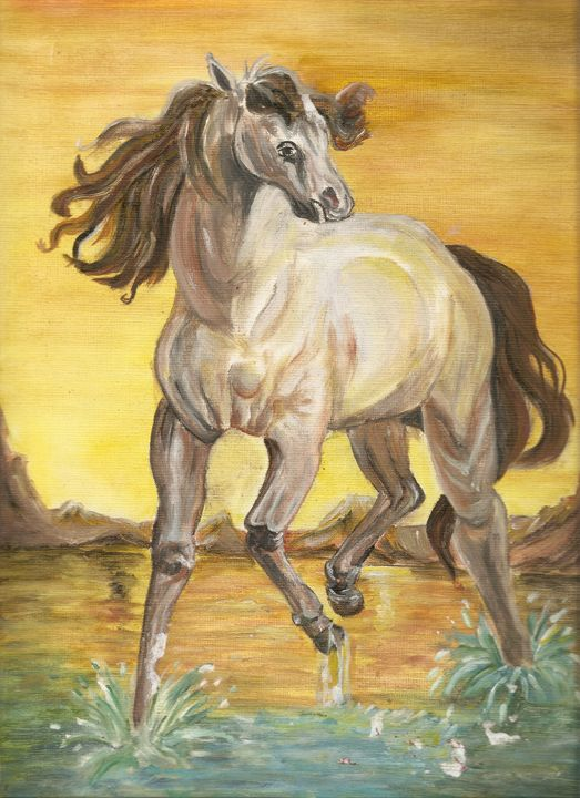 The Horse - APRICOT Studio