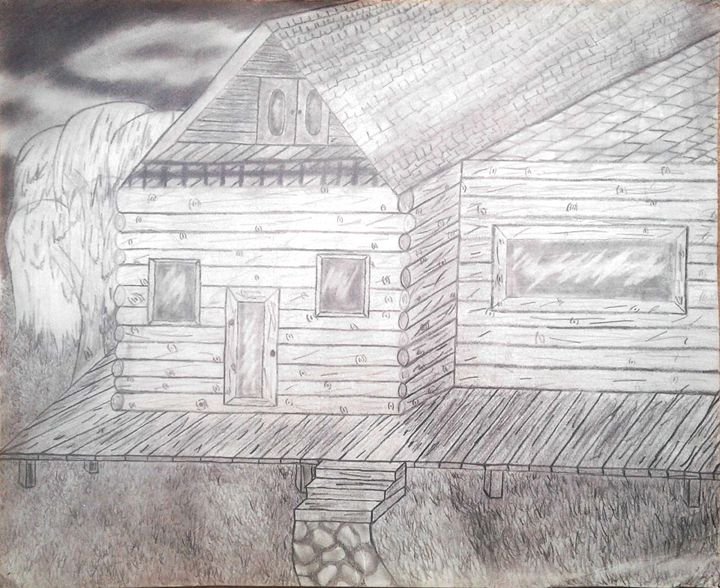 Dream Home - Shy Drawing