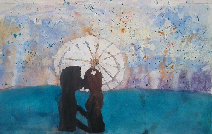 Romantic endings - Shy Drawing