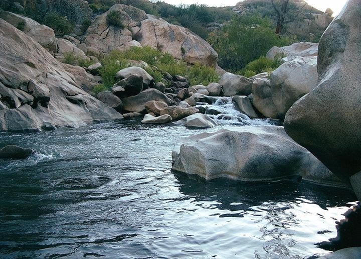Kern River - Tina Swift