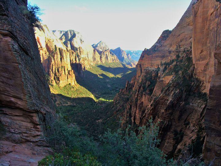 Zion Canyon 2 - Tina Swift